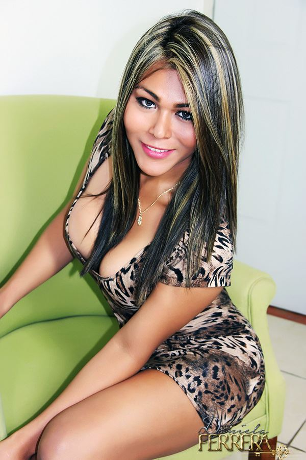 Daniela Ferrera