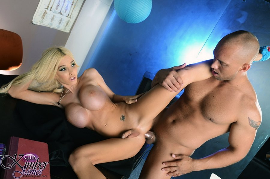 Kimber James Hardcore